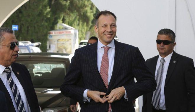 Ο βοηθός υπουργός Εξωτερικών των ΗΠΑ, αρμόδιος για Ενεργειακές Πηγές Φράνσις Φάνον