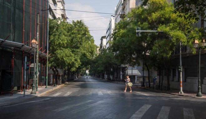 Αδειάζει η Αθήνα για το Δεκαπενταύγουστο