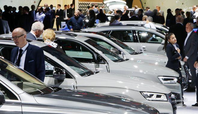 Η Έκθεση Αυτοκινήτου της Φρανκφούρτης το 2017