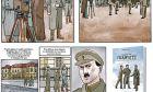 """""""Οι όμηροι του Γκαίρλιτς"""": Μια άγνωστη ιστορία από τον Α'' Παγκόσμιο Πόλεμο σε κόμικς"""