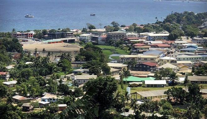 H πρωτεύουσα των Νησιών του Σολομώντα, Χονιάρα