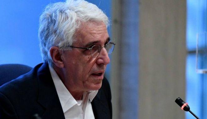 Ο πρώην υπουργός Δικαιοσύνης καιομ. καθηγητής του ΑΠΘ,Νίκος Παρασκευόπουλος