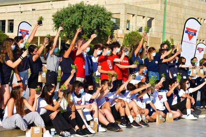Θεσσαλονίκη: Περισσότερα από 25.000 φυτά μοιράστηκαν σε σχολεία της πόλης