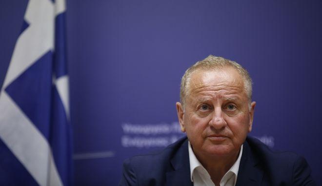 Ο πρόεδρος τηςEnterprise GreeceΓρηγόρης Στεργιούλης