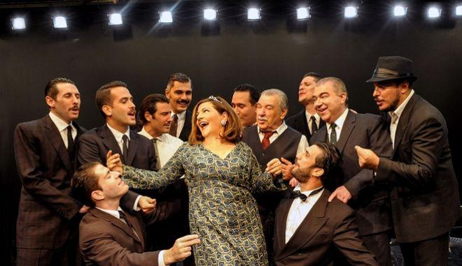 """Θεατρική παράσταση """"Μάλιστα κύριε Ζαμπέτα"""""""