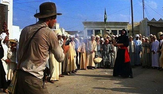 Μηχανή του Χρόνου: Η σκηνή του Ιντιάνα Τζόουνς που ο Χάρισον Φορντ δεν μπορούσε να γυρίσει