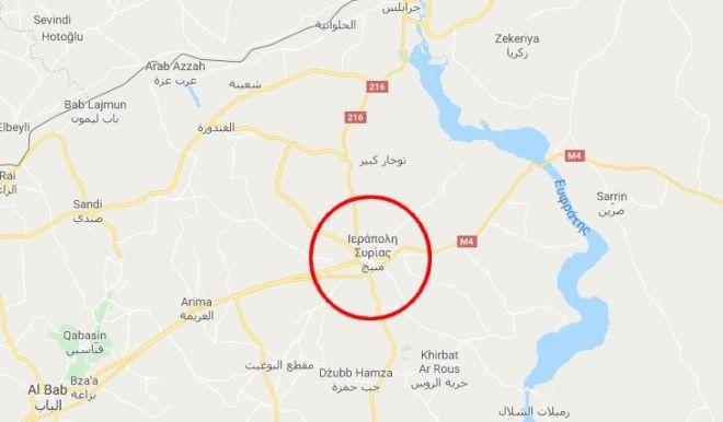 Συρία: Η Τουρκία προελαύνει, η ΕΕ καταδικάζει στα λόγια