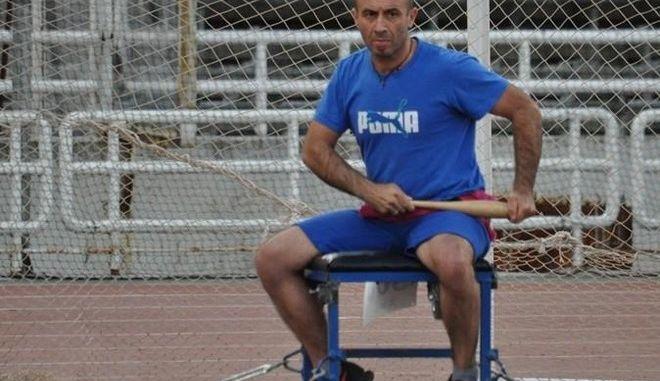 'Χρυσός' με τρία παγκόσμια ρεκόρ ο Κωνσταντινίδης, 'χάλκινος' ο Ζησίδης