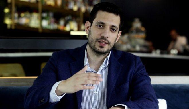 O αν. εκπρόσωπος Τύπου της ΝΔ, Κωνσταντίνος Κυρανάκης