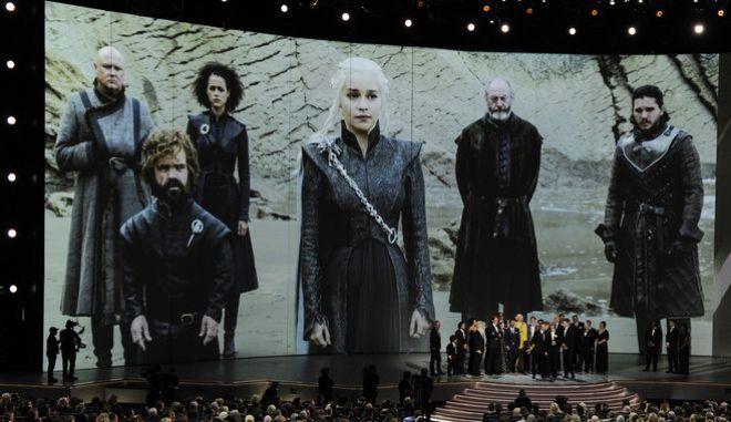 Το Game of Thrones σάρωσε και φέτος τα Emmys