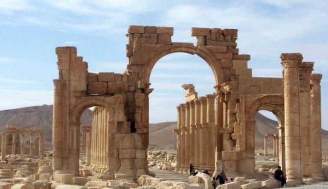 Unesco: Ακέραιος σε μεγάλο βαθμό ο χώρος της Παλμύρας, παρά την καταστροφή από τον ISIS