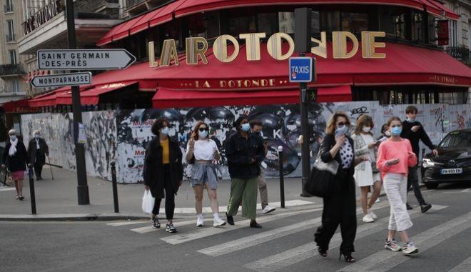 Γαλλία: Lockdown... τέλος από τις 20 Ιουνίου