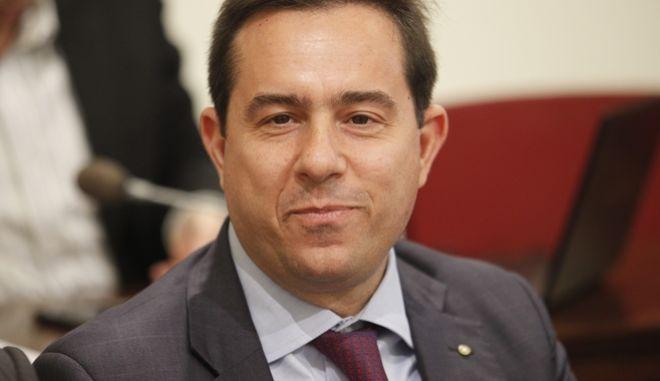 Ο βουλευτής Χίου της Νέας Δημοκρατίας, Νότης Μηταράκης