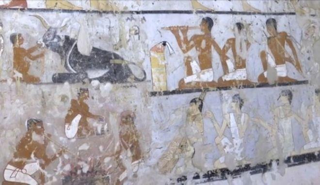 Αίγυπτος: Βρέθηκε τάφος 4.400 ετών που ανήκε σε αρχαία ιέρεια