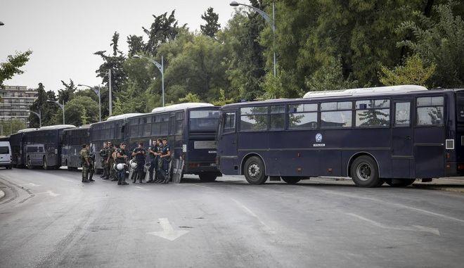 Θεσσαλονίκη: Μέτρα και κυκλοφοριακές ρυθμίσεις ενόψει Πολυτεχνείου