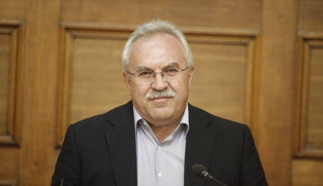 Ενημέρωση των μελών της Επιτροπής Περιφερειών για τον Στρατηγικό Σχεδιασμό Ανάπτυξης της Περιφέρειας Κεντρικής Μακεδονίας (Περίοδος 2015-2019), από τον Περιφερειάρχη Κεντρικής Μακεδονίας,  Απόστολο Τζιτζικώστας, την Τετάρτη 13 Ιουλίου 2016. (EUROKINISSI/ΓΙΩΡΓΟΣ ΚΟΝΤΑΡΙΝΗΣ)