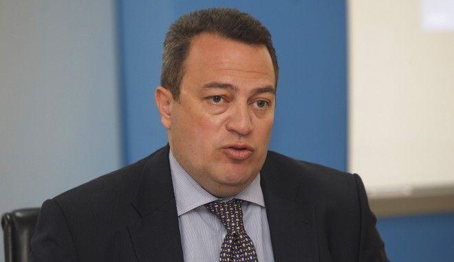 Ο πρώην υπουργός και υποψήφιος βουλευτής με τη ΝΔ στη Ροδόπη, Ευρυπίδης Στυλιανίδης