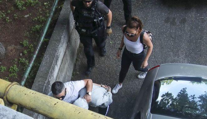 Η 33χρονη που κατηγορείται για την αρπαγή της 10χρονης