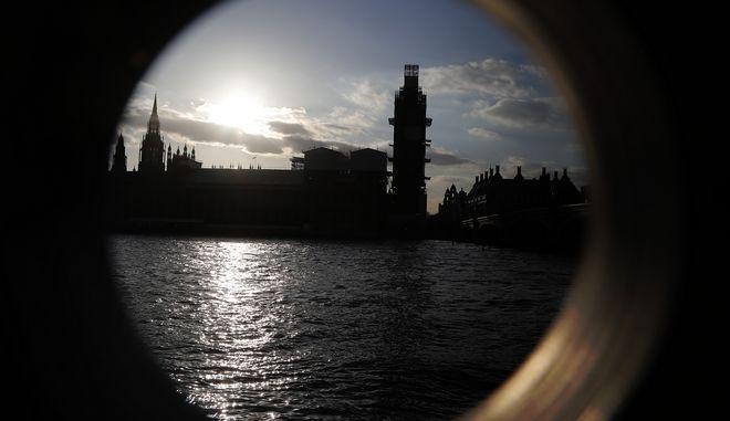 Στιγμιότυπο από το Λονδίνο
