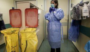 Ειδική άσκηση προσομοίωσης του υπουργείου Υγείας, στο νοσοκομείο Αττικό