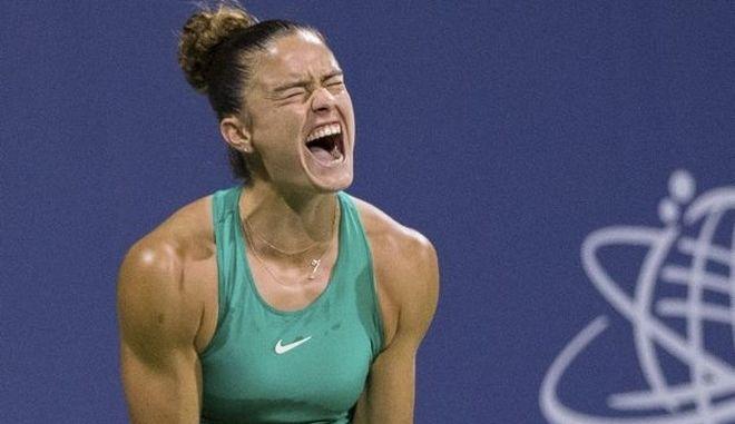 Η Σάκκαρη κατέκτησε τον πρώτο τίτλο της καριέρας της στο Morocco Open