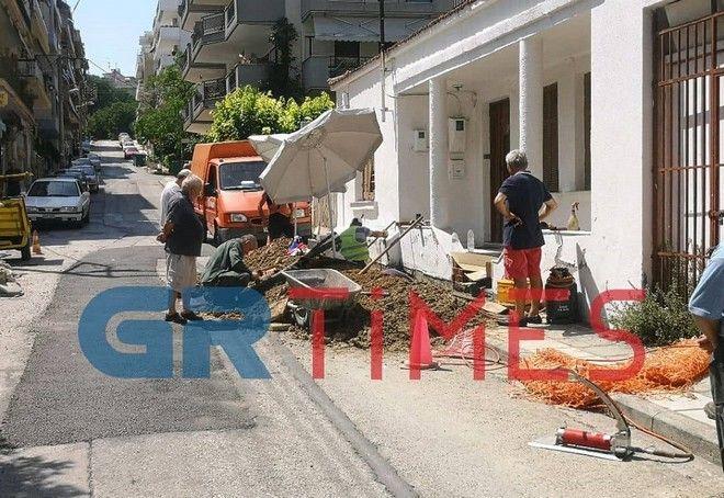 Μπλακ άουτ στη Θεσσαλονίκη: Μεγάλες ζημιές, κλειστά καταστήματα, προϊόντα στα σκουπίδια