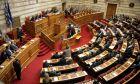 Συζήτηση στην Ολομέλεια της Βουλής στο νομοσχέδιο του υπ. Εσωτερικών, για το Πόθεν Έσχες, την Πέμπτη 20 Μαρτίου 2014. (EUROKINISSI/ΑΛΕΞΑΝΔΡΟΣ ΖΩΝΤΑΝΟΣ)