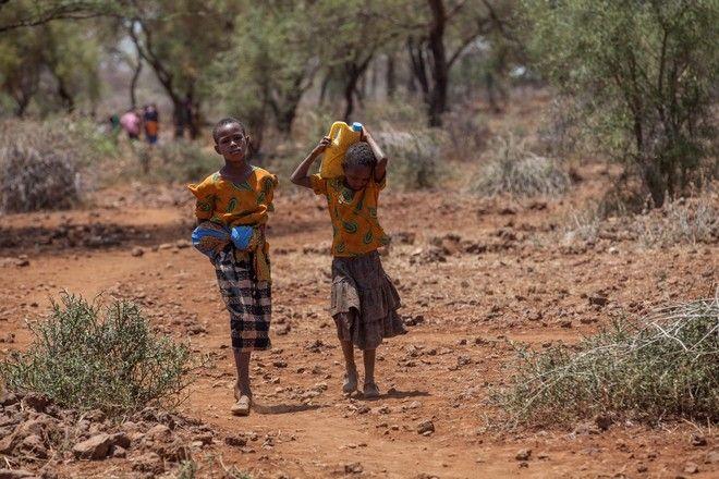 Η Eunice και η Irene παλεύoυν κάθε μέρα με την κλιματική αλλαγή