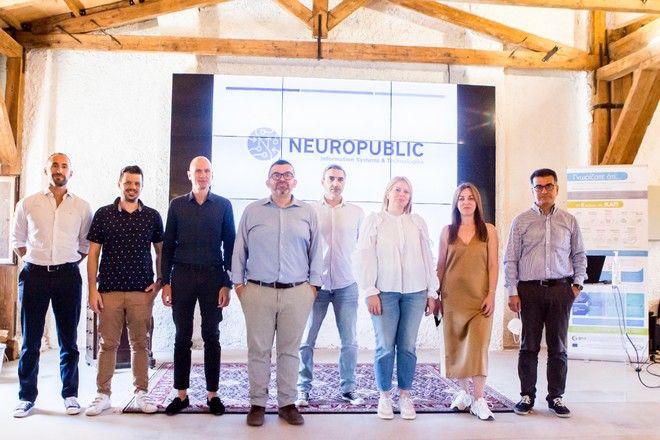 Παρουσίαση του πρωτοπόρου συστήματος ευφυούς Γεωργίας Gaiasense της Neuropublic