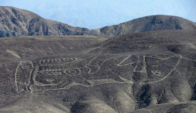 Ανατριχίλα: Παρουσιάστηκαν τα 25 νέα γεώγλυφα στις Γραμμές της Νάσκα