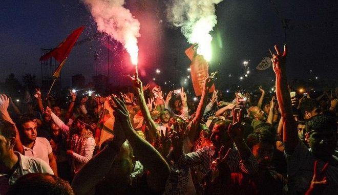 Πολύνεκρη μετεκλογική ένταση στη νοτιοανατολική Τουρκία