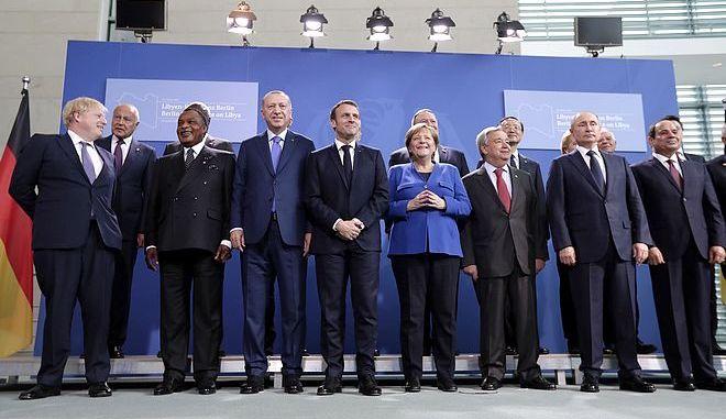 Από τη Διάσκεψη του Βερολίνου