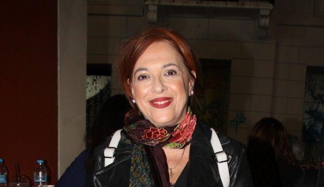 Η Ελένη Ράντου