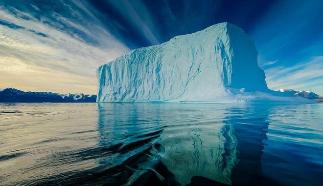 Παγόβουνο μεγέθους όσο το Μπαλί προς αποκόλληση στην Ανταρκτική