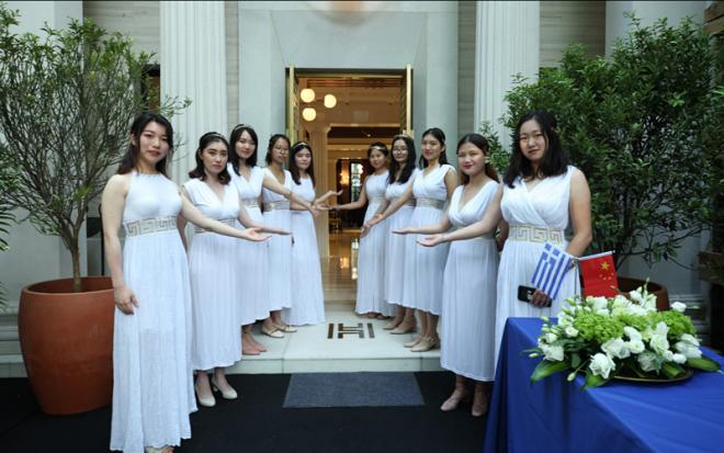Το HELLAS HOUSE ανοίγει τις πύλες του στη Σαγκάη