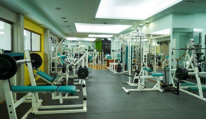 Γυμναστήριο στην Κυψέλη (EUROKINISSI/ΔΗΜΟΣΑ ΑΘΗΝΑΙΩΝ)