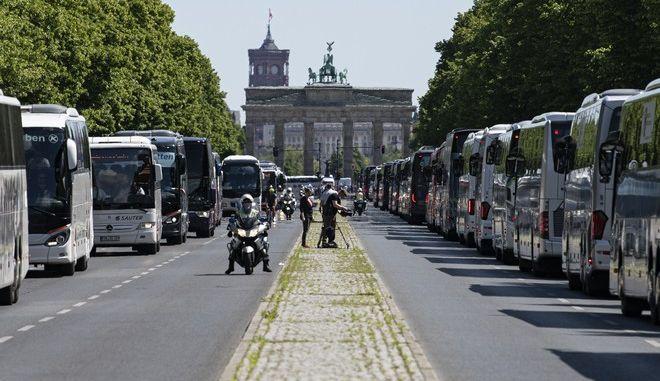 Στιγμιότυπο από το Βερολίνο
