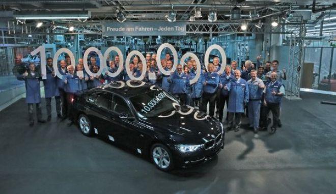 Άλλο ένα ρεκόρ για την BMW 3 sedan