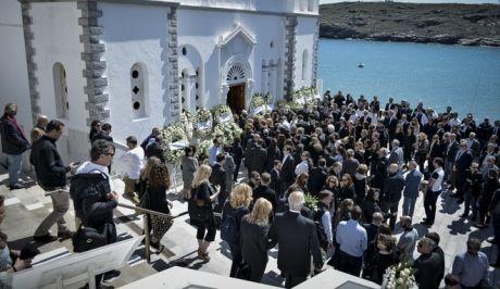 """Αλέξανδρος Σταματιάδης: Στην Άνδρο """"το τελευταίο αντίο"""" στον επιχειρηματία"""