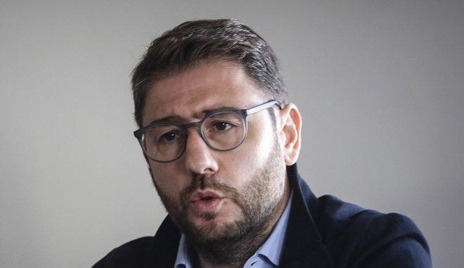 Ο ευρωβουλευτής Νίκος Ανδρουλάκης