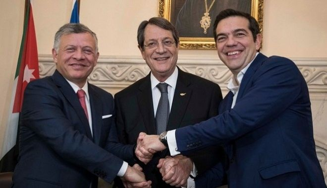 Ενάντια στην μισαλλοδοξία και τον φόβο - Συνεργασία Ελλάδας, Κύπρου, Ιορδανίας