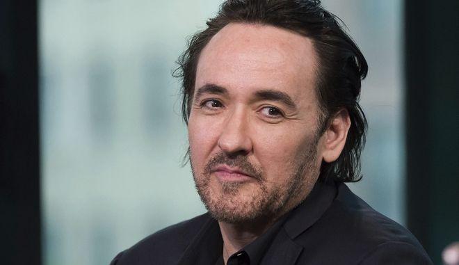 Ο ηθοποιός Τζον Κιούζακ