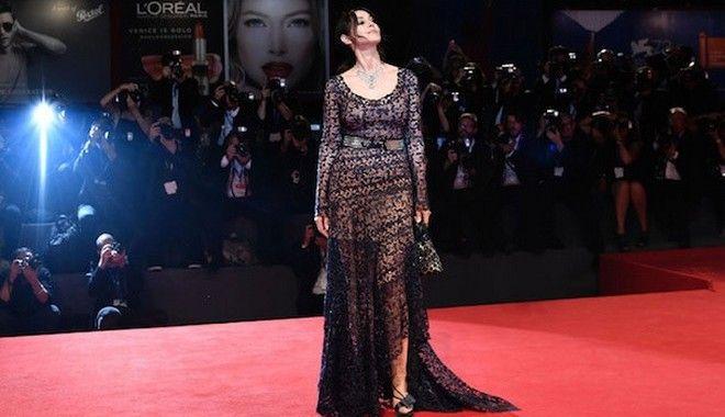 Βενετία 2016: Όλα είναι Μόνικα Μπελούτσι