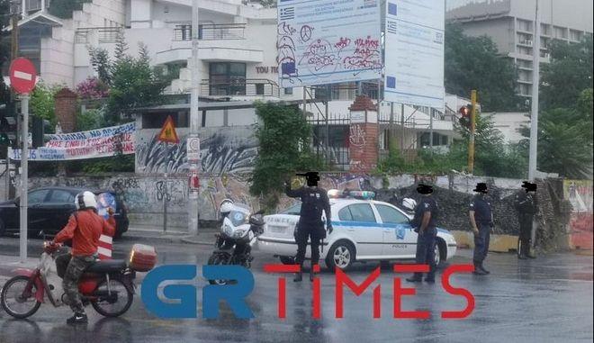 Θεσσαλονίκη: Σε αστυνομικό κλοιό το ΑΠΘ μετά τα κορονοπάρτι