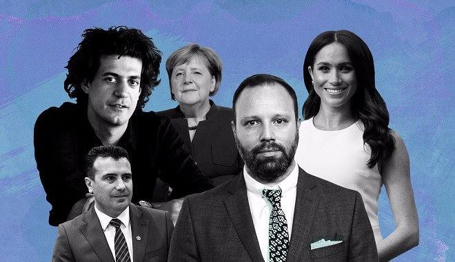 Ψηφοφορία News 24/7: Οι κορυφαίοι Έλληνες και ξένοι του 2018