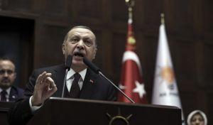 Παραλήρημα Ερντογάν: Θα συντρίψουμε τους Κούρδους της Συρίας μέχρι να μην απομείνει τίποτα