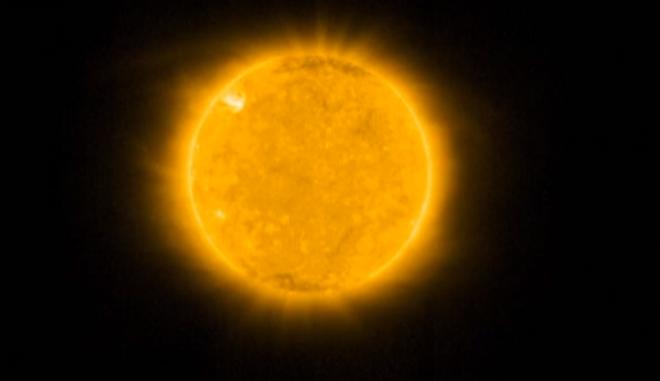 Οι νέες εικόνες του ήλιου από το Solar Orbiter