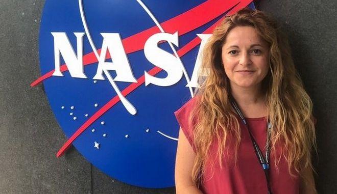 """Ανεζίνα Σολωμονίδου, πλανητικός γεωλόγος: """"Η έννοια του σεξισμού δεν έχει όρια και δεν παραβλέπει ιδιότητες"""""""