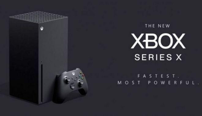 Xbox Series X: Οι πρώτες φωτογραφίες