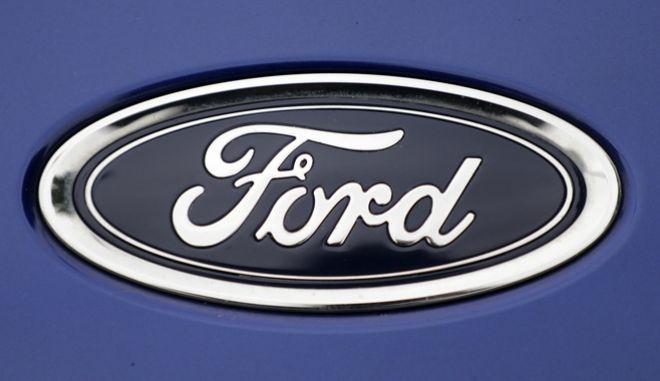 Το λογότυπο της Ford